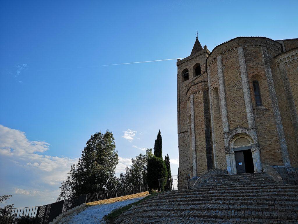 Offida chiesa san benedetto del tronto a z alfabeto