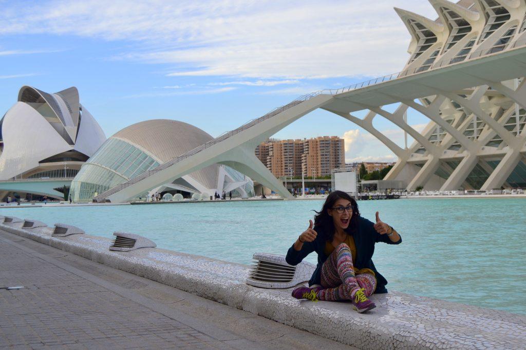 Chi sono io? Una Vita in Valigia: vita e viaggi Valenza Spagna