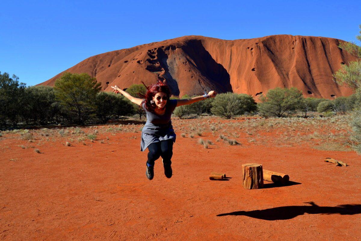 Ayers Rock, Australia 2013