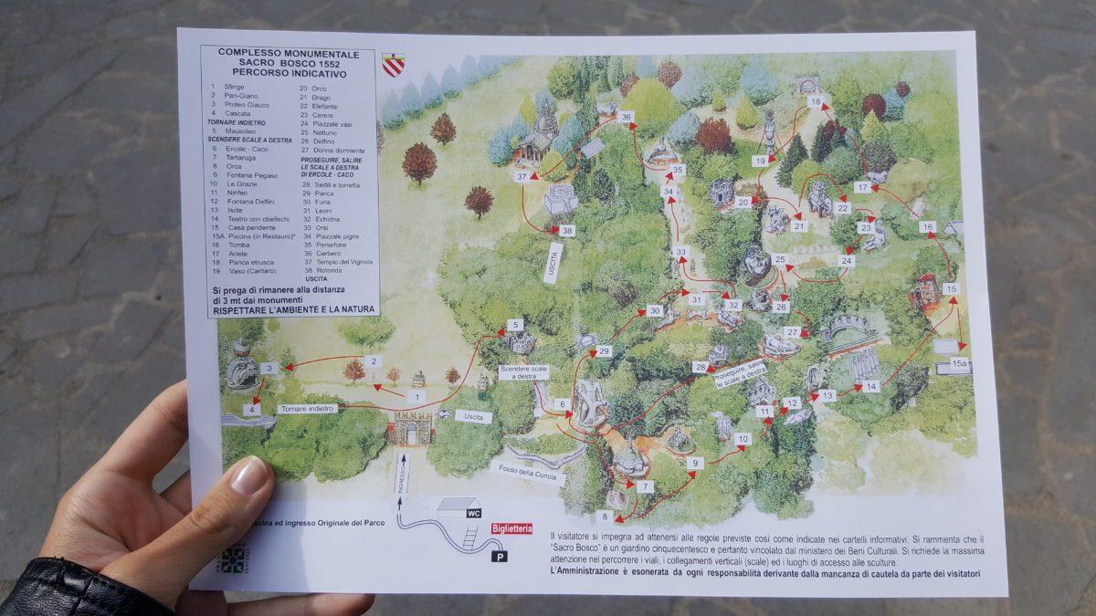 Parco Mostri Bomarzo