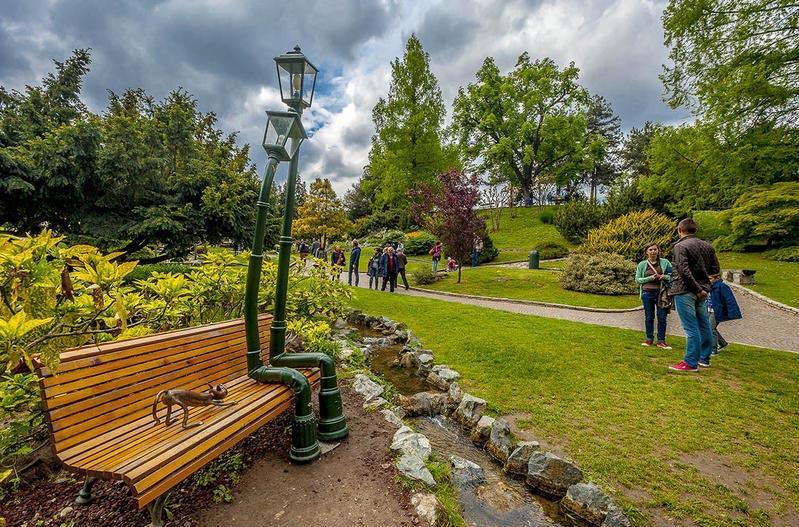 Parco del Valentino, fonte web