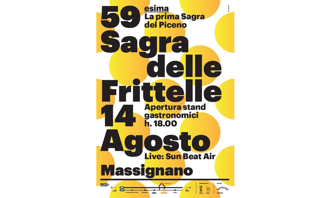 Sagra delle Frittelle provincia Ascoli Piceno