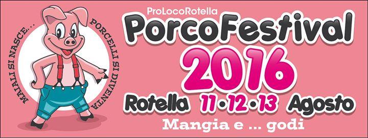 Porco Festival provincia Ascoli Piceno