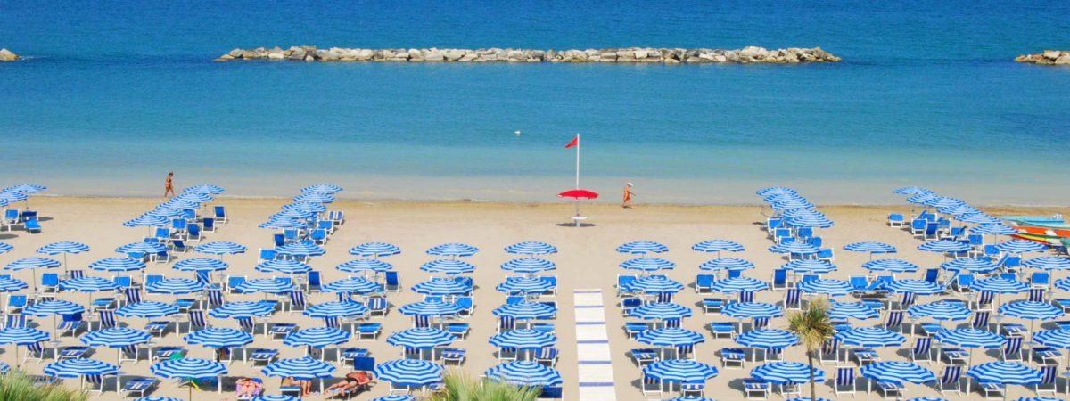 Spiaggia San Benedetto del Tronto,