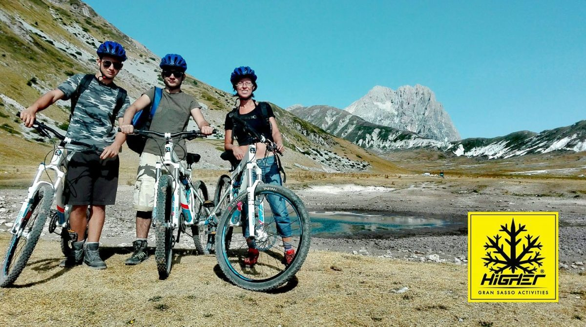 Higher Gran Sasso Activities