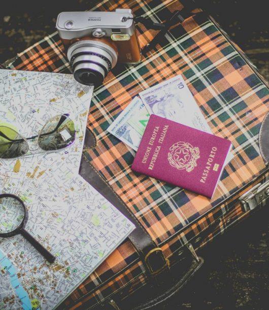 Fare la valigia: 7 cose indispensabili che non possono mancare