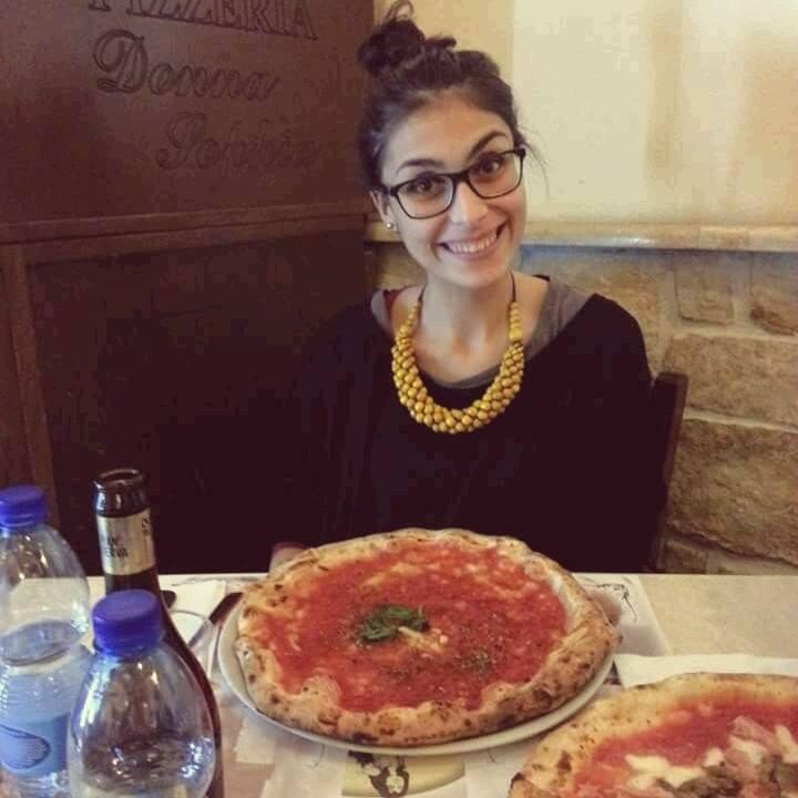 Donna Sofia pizzeria Napoli