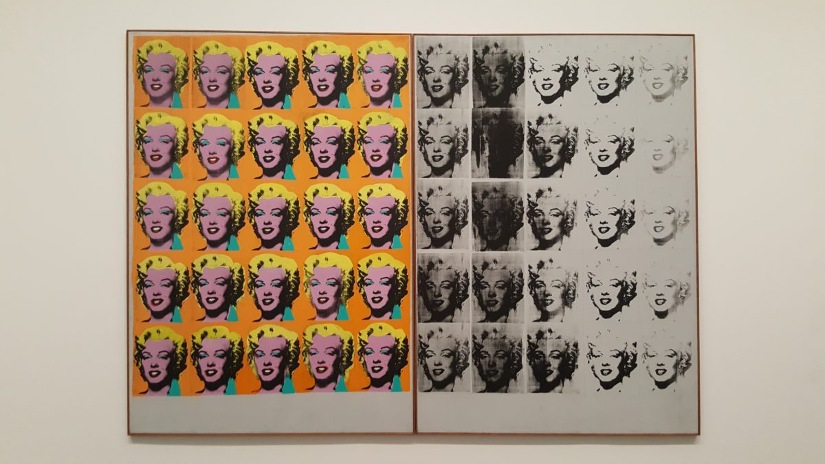 Pop Art Tate Modern