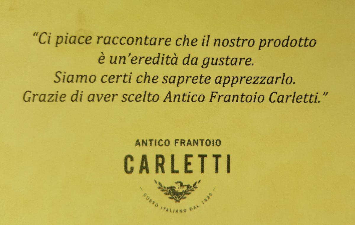 TrattOliva Frantoio Carletti Fonti Clitunno