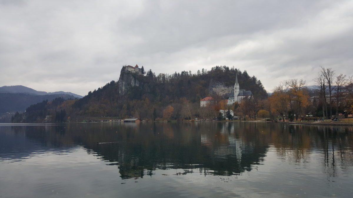 Lago di Bled e Castello Slovenia