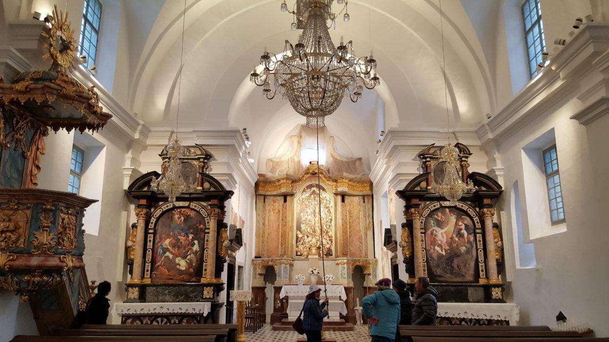 chiesa bled campana