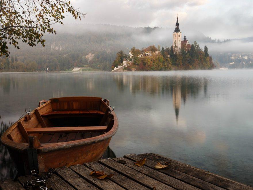 Cosa fare a Bled campana leggenda