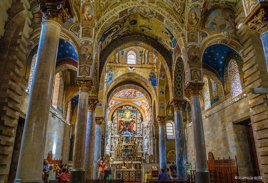 Chiesa della Martorana Palermo meteo Italia wow