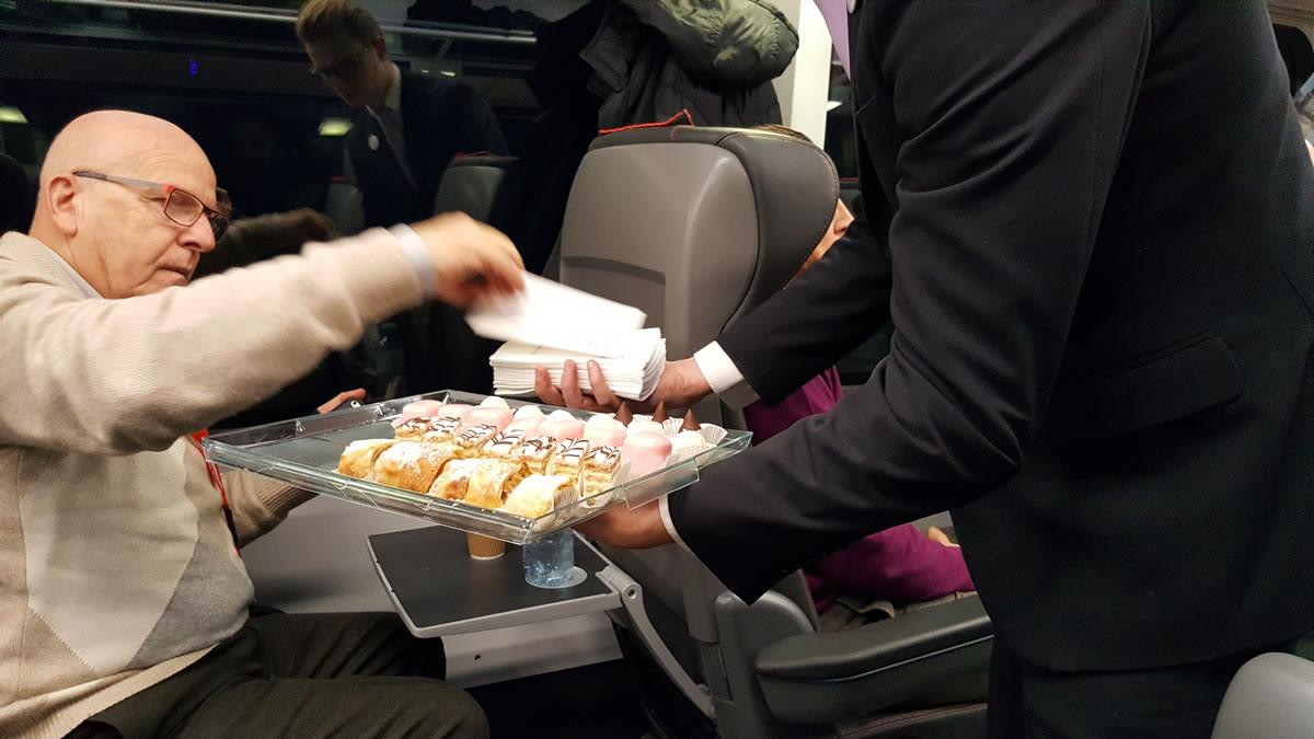 ÖBB Railjet come arrivare cosa fare Villach mercatini natale