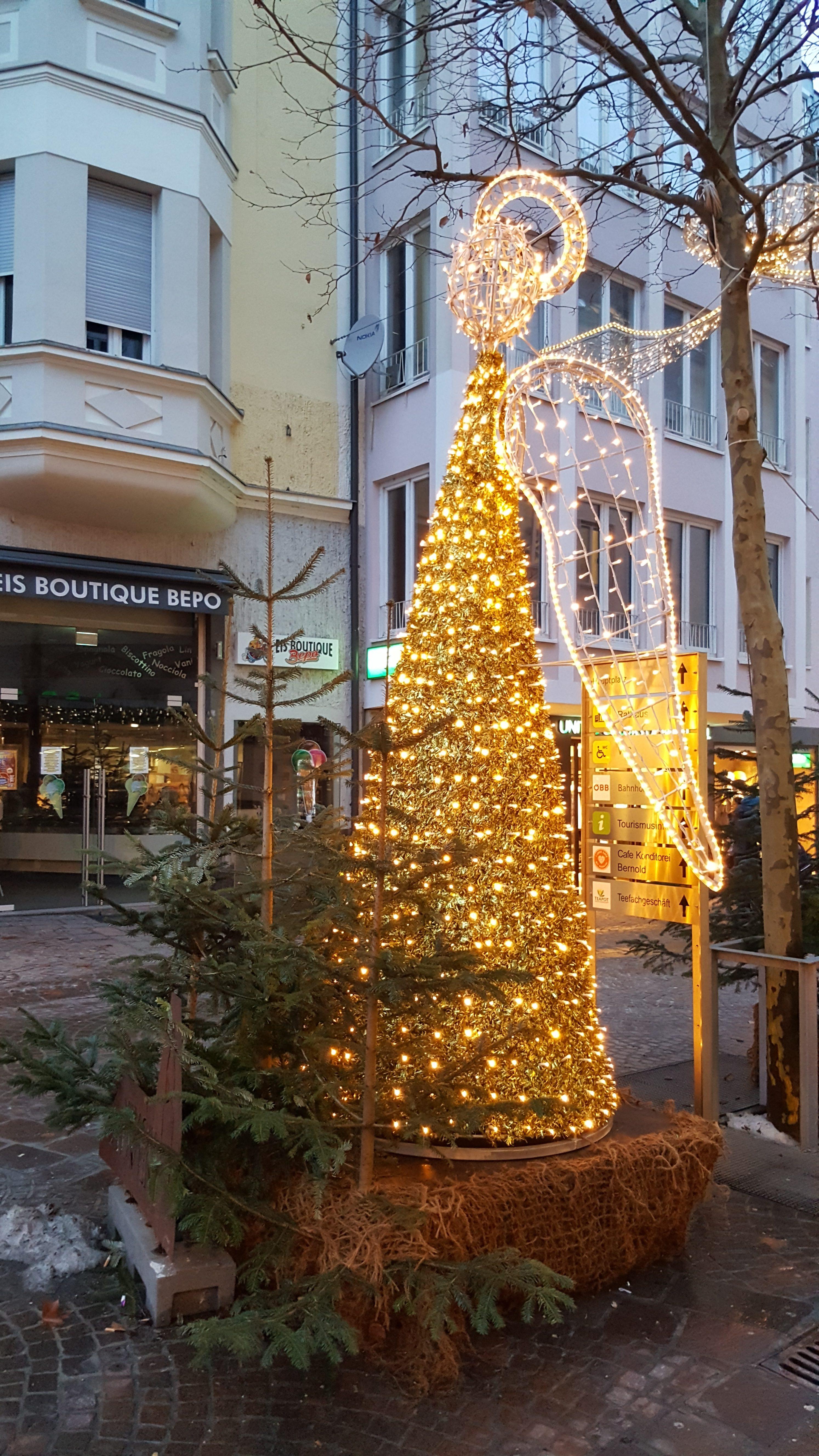 come arrivare mercatini di Natale Villach