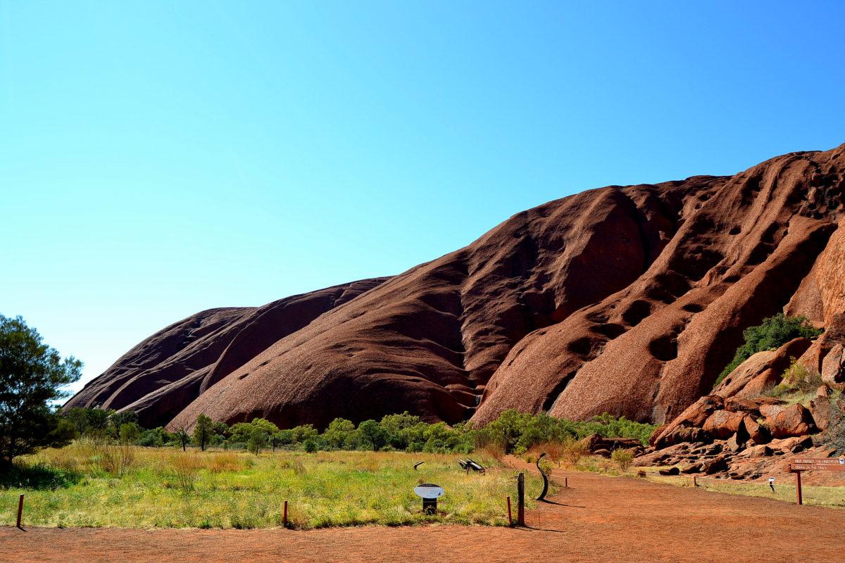 Uluru classifica Australia National Park