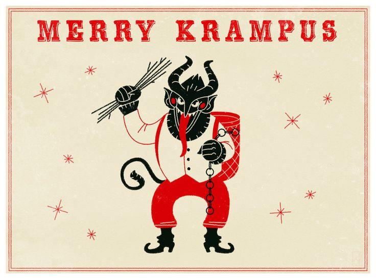 Krampus Krampusnacht tradizioni natalizie Austria