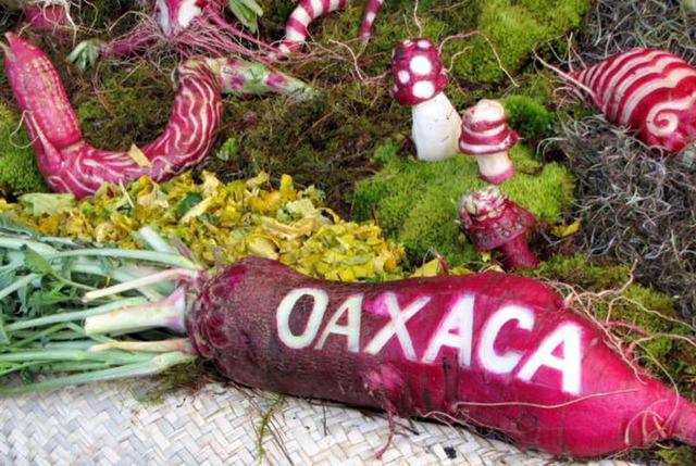 La Noche de Rábanos Messico tradizioni natalizie strane nel mondo