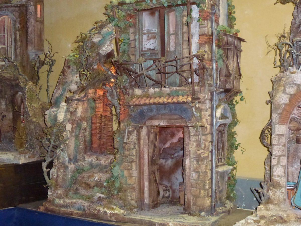 San Gregorio Armeno presepe cose Natale Italia