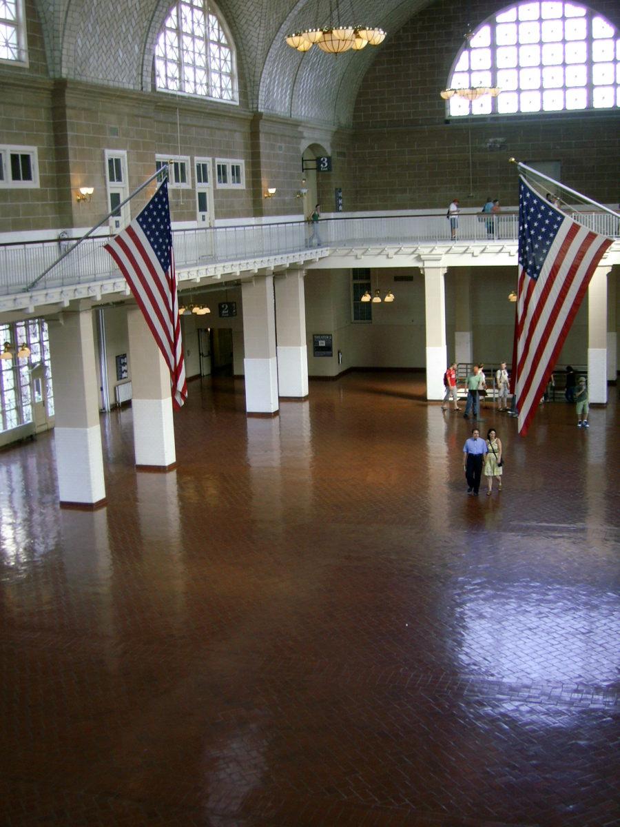 Ellis Island perché sogniamo visitare