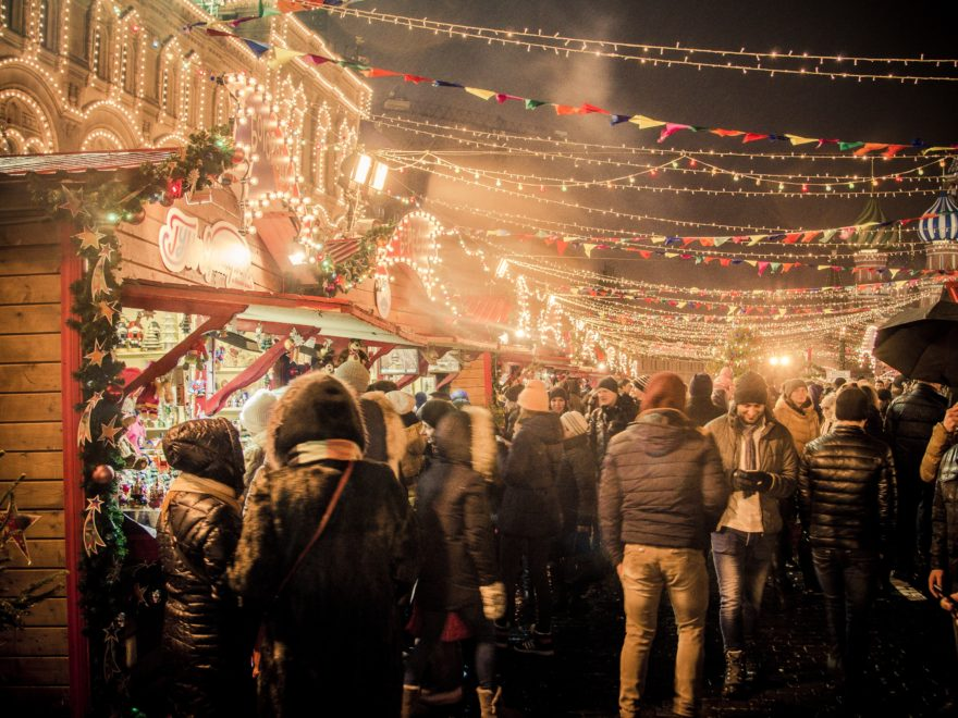 mercatini di Natale Villach Railjet