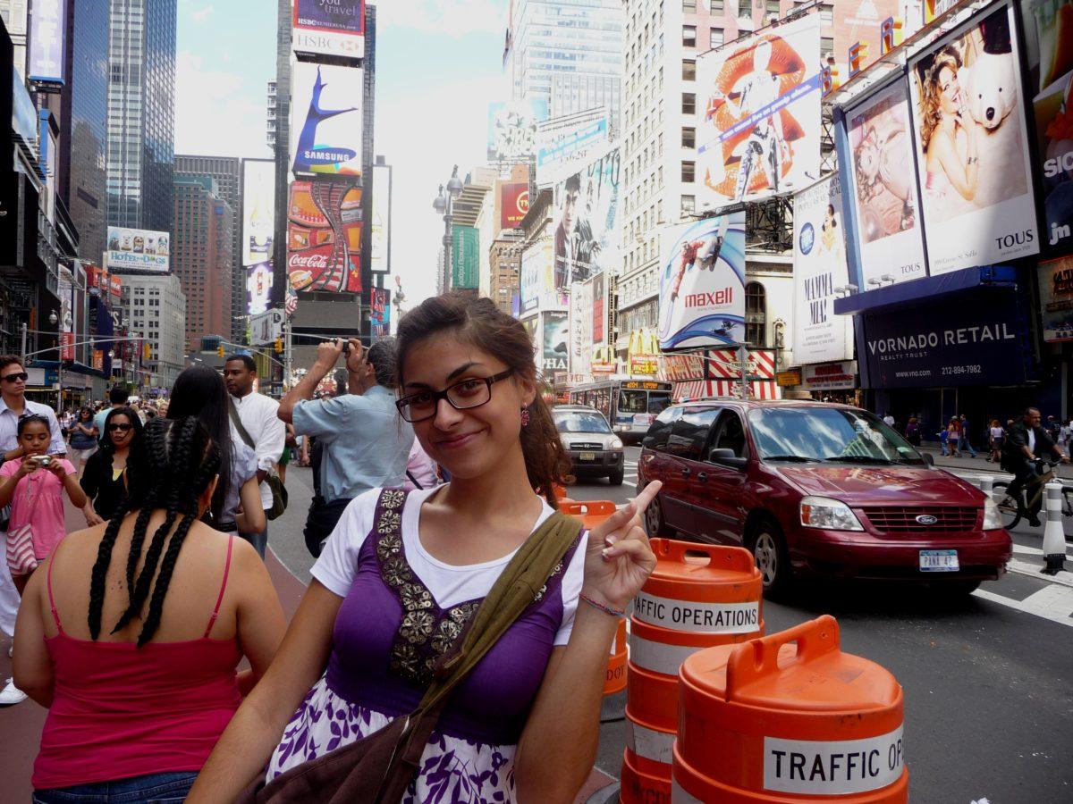 Times Square perché visitare sogniamo New York