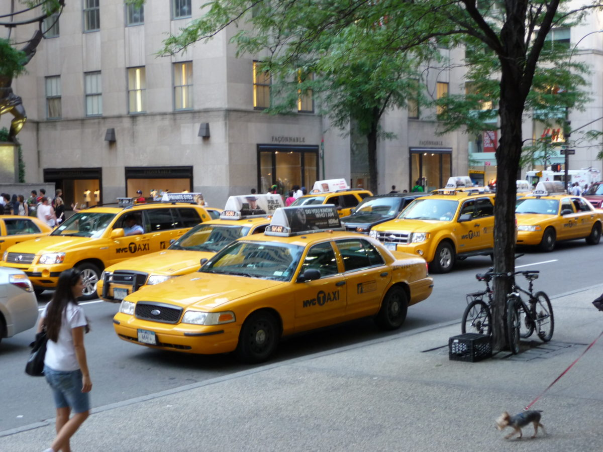 Taxi New York perché visitare sogniamo