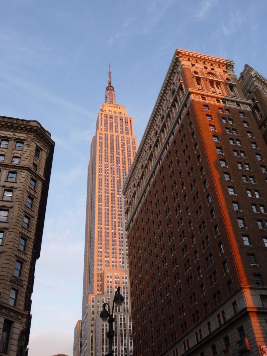 Grattacielo Empire State Building perché sogniamo visitare New York