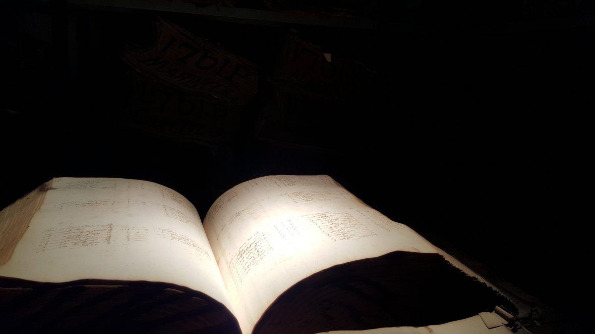 Cosa non perdersi a Napoli Archivio storico del Banco di Napoli, dettaglio indice