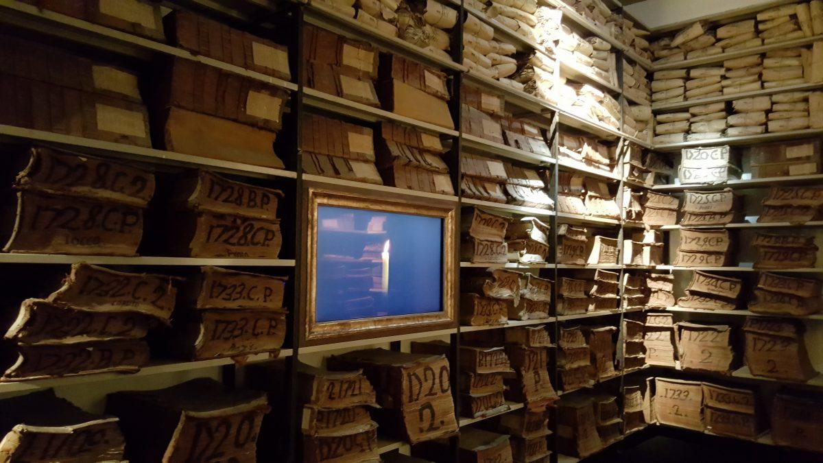 Cosa non perdersi a Napoli Archivio storico del Banco di Napoli, libro