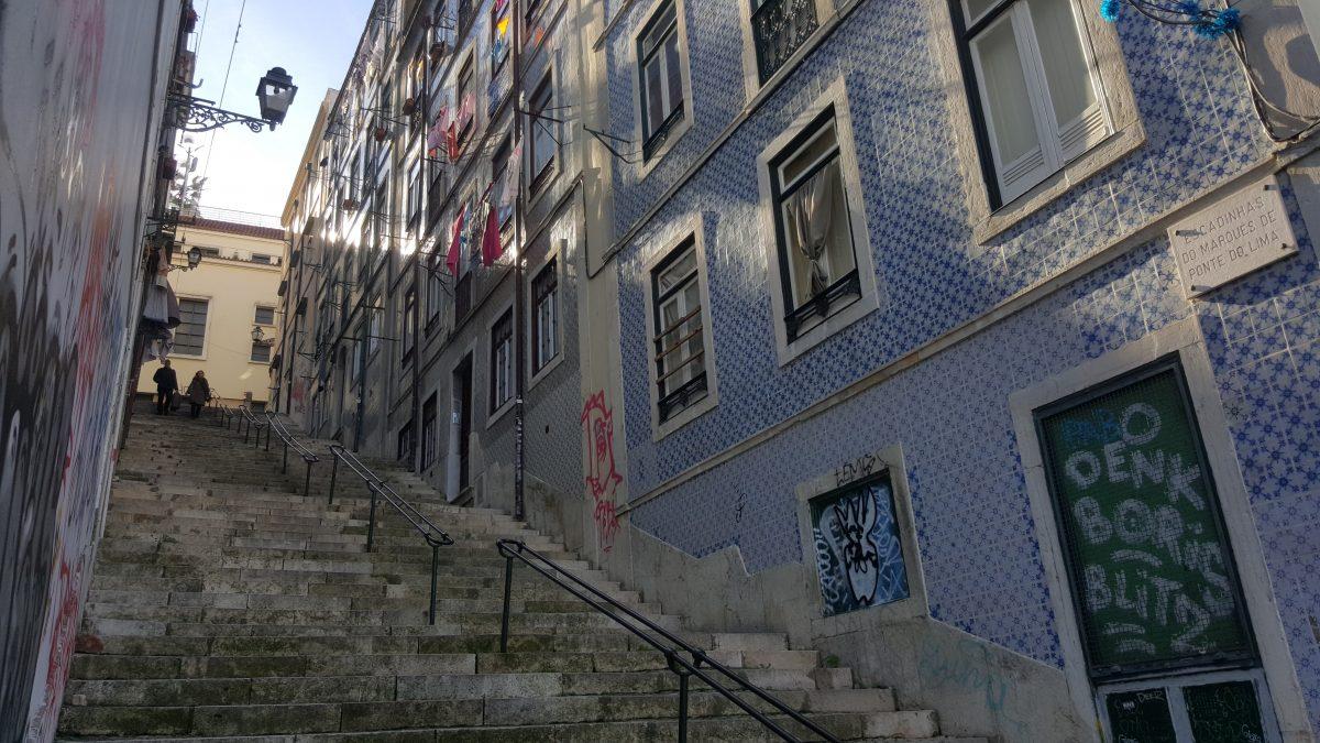7 cose da sapere visitare Lisbona inverno salite
