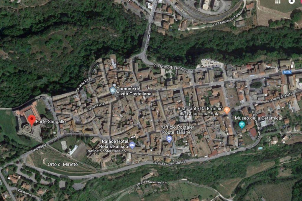 Il Carnevale di Civita Castellana nelle misteriose Terre Falische del Lazio, Cattedrale