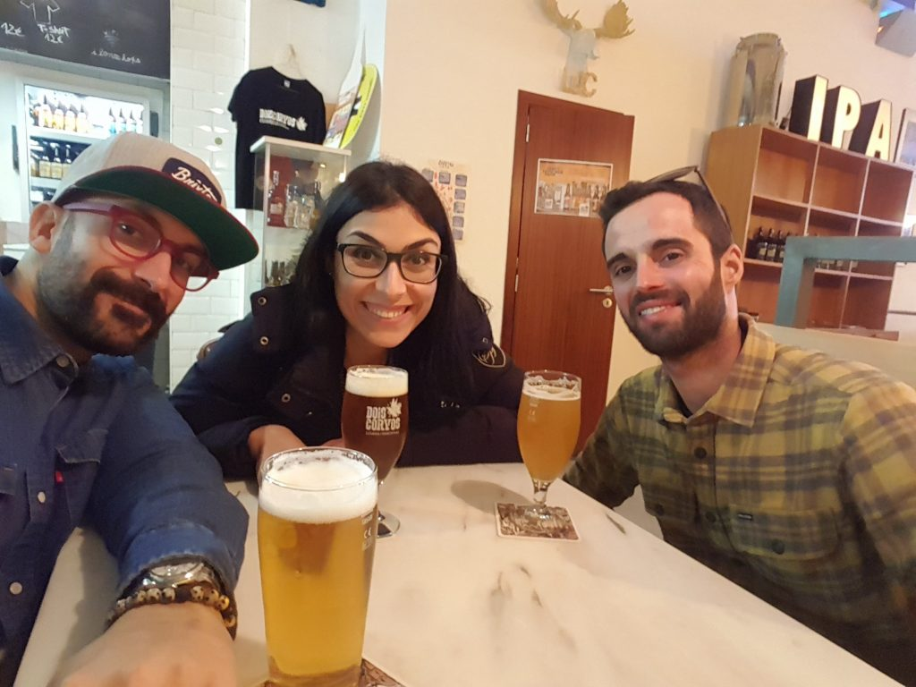 birrificio cibo L'autentica Lisbona con un tour di We Hate Tourism Tours