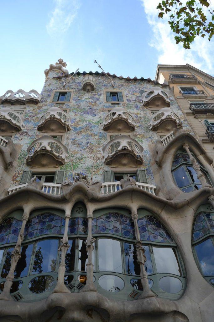 Barcellona e Gaudí: perché è importante visitare Casa Batlló meteo Spagna Google Barcellona perché architettura