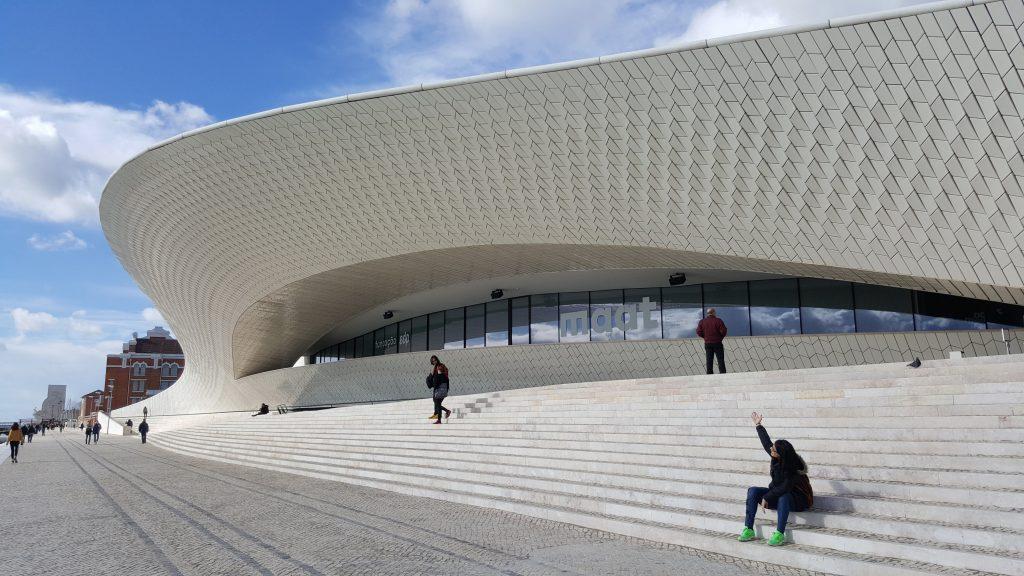 MAAT Museo Arte Architettura Tecnologia Lisbona cosa vedere visitare imperdibile Google Portogallo meteo