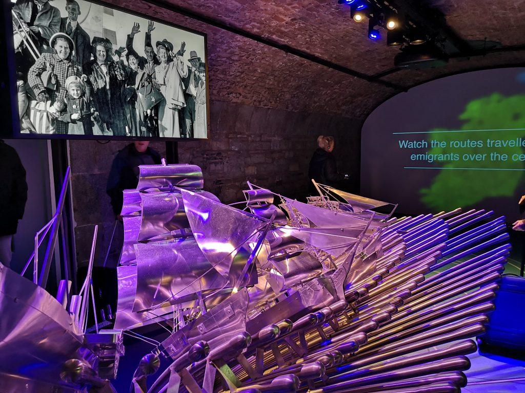 navi mare museo EPIC emigrazione irlandese Dublino da non perdere informazioni utili meteo
