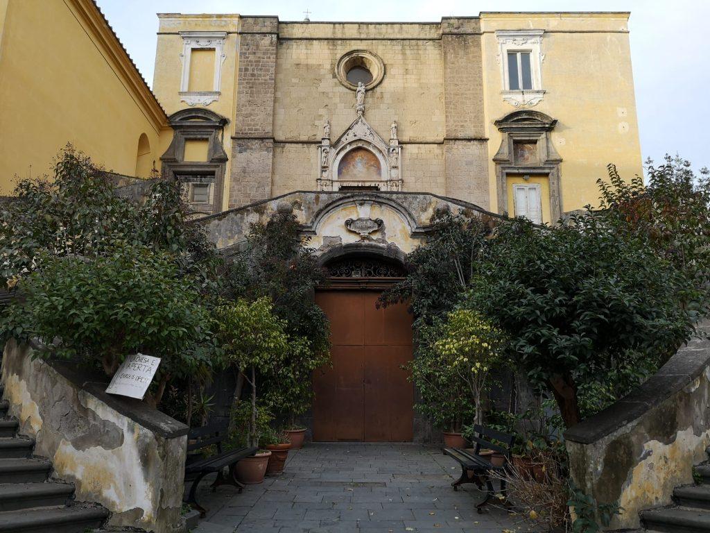 chiesa san giovanni a carbonara da non perdere google italia visita religione Papa Napoli