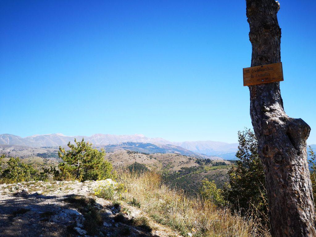 Panorama natura Crocetta dove andare a camminare L'Aquila Abruzzo Regione #jamolaquila consigli suggerimenti meteo Google hiking trekking